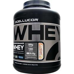 CELLUCOR Cor-Performance Whey Cinnamon Swirl 4 lbs