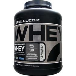 CELLUCOR Cor-Performance Whey Cookies 'N' Cream 4 lbs