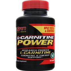 SAN L-Carnitine Power 60 vcaps