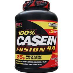 SAN 100% Casein Fusion Milk Chocolate Delight 4.44 lbs