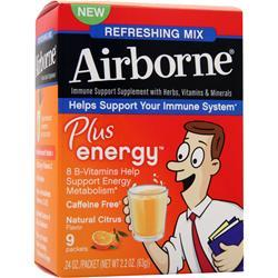 AIRBORNE Airborne - Refreshing Mix Citrus 9 pckts