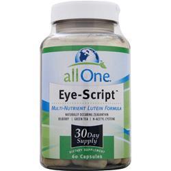 All One Eye-Script 60 caps