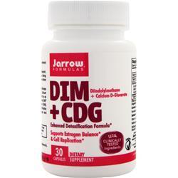 Jarrow DIM + CDG 30 caps
