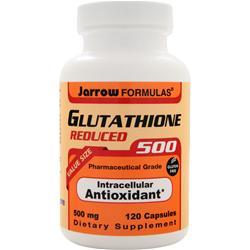 JARROW Glutathione Reduced 120 caps