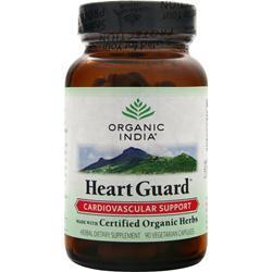 Organic India Heart Guard 90 vcaps