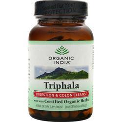 Organic India Triphala 90 vcaps