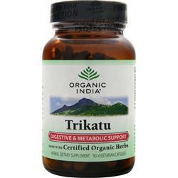 Organic India Trikatu 90 vcaps