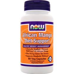NOW African Mango Diet Support 60 vcaps
