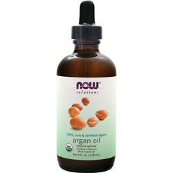 NOW Argan Oil 4 fl.oz