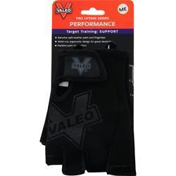 Valeo Performance Lifting Gloves Black (M) 2 glove