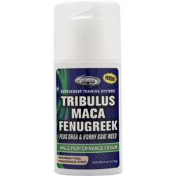 STS Tribulus Maca Fenugreek Plus DHEA & Horny Goat Weed 4 oz