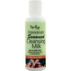 REVIVA LABS Hawaiian Seaweed Cleansing Milk 4 fl.oz