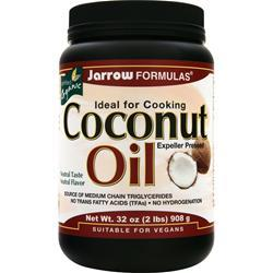 JARROW Coconut Oil Liquid 32 oz