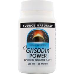 Source Naturals GliSODin Power 60 tabs