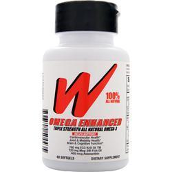 Weider Omega Enhanced 60 sgels