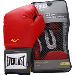 EVERLAST Pro Style Training Gloves - Level 1 Red 2 glove