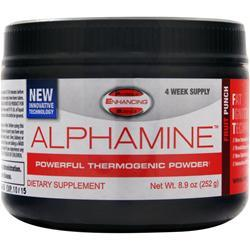 PES Alphamine Fruit Punch 8.9 oz