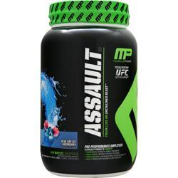 MUSCLE PHARM Assault Blue Arctic Raspberry 3.03 lbs