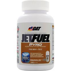 GAT JetFuel Pyro 120 caps