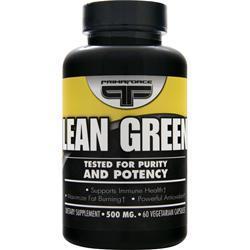 Primaforce Lean Green 60 vcaps