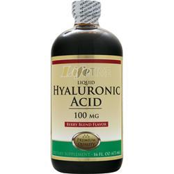 Lifetime Liquid Hyaluronic Acid Berry Blend 16 fl.oz