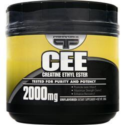 PRIMAFORCE C-E-E (Creatine Ethyl Ester) 500 grams