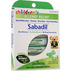 BOIRON Children's Allergy Relief - Sabadil 160 unit