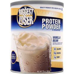 Designer Whey Designer Whey Biggest Loser Protein Vanilla Bean 10 oz