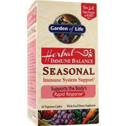 GARDEN OF LIFE Herbal Immune Balance 60 vcaps