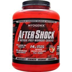 MYOGENIX After Shock Fruit Punch 5.82 lbs