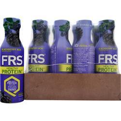 FRS Healthy Protein RTD Blackberry Acai 12 bttls