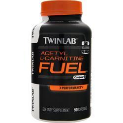 TwinLab Acetyl L-Carnitine Fuel 90 caps