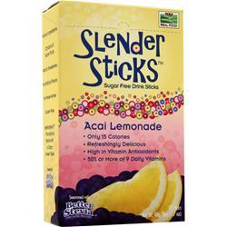 Now Slender Sticks Acai Lemonade 12 pckts