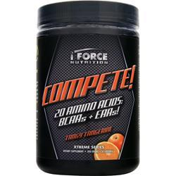Iforce Compete! Tangy Tangerine 300 grams