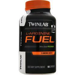 TWINLAB L-Arginine Fuel 90 caps