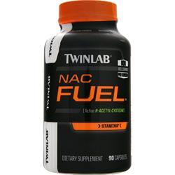 TWINLAB NAC Fuel Best by 11/14 90 caps