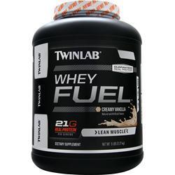 TWINLAB Whey Fuel Creamy Vanilla 5 lbs