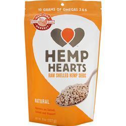 Manitoba Harvest Hemp Hearts - Raw Shelled Hemp Seeds 8 oz