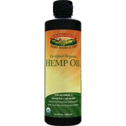 Manitoba Harvest Certified Organic Hemp Oil 500 mL