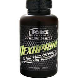 IFORCE Dexaprine - Thermogenic Powerhouse 60 cplts