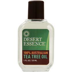 DESERT ESSENCE 100% Australian Tea Tree Oil 1 fl.oz