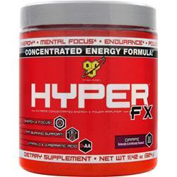 BSN Hyper FX - Concentrated Energy Formula Grape 11.42 oz