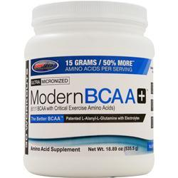 USP LABS Modern BCAA + Blue Raspberry 18.89 oz