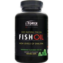 IFORCE Fish Oil Peppermint 120 caps