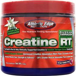 ATHLETIC EDGE NUTRITION Creatine RT Grape Bubble Gum 130 grams