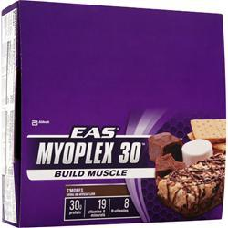 EAS Myoplex 30 Bar S'Mores 6 bars