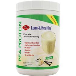 OLYMPIAN LABS Pea Protein Vanilla Bean 760 grams