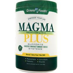 Green Foods Magma Plus - The Ultimate Superfood 11 oz