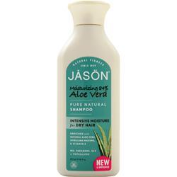 JASON Aloe Vera 84% Hair Smoothing Shampoo 16 fl.oz