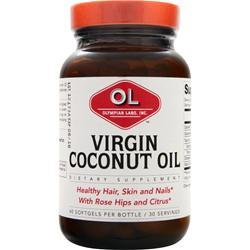 Olympian Labs Virgin Coconut Oil 60 sgels